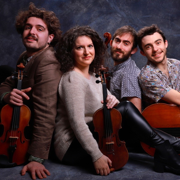 quartetto leonardo