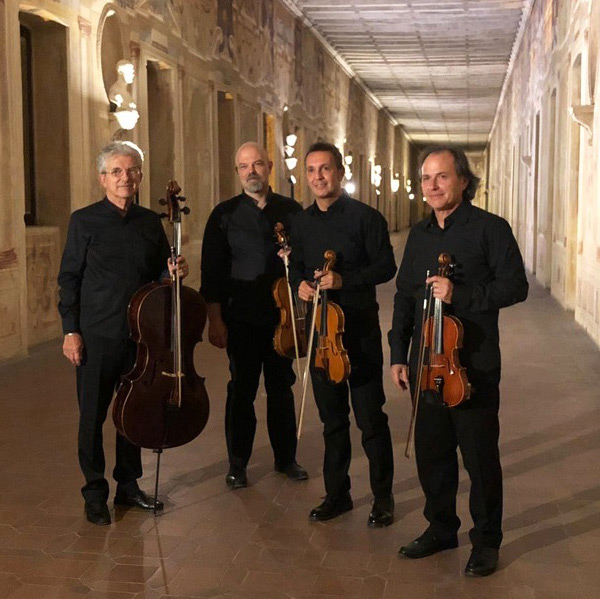 Giovedì 21 gennaio alle ore 22.45 Il QuartettOCMAntova e Giovanni Bietti su Rai5