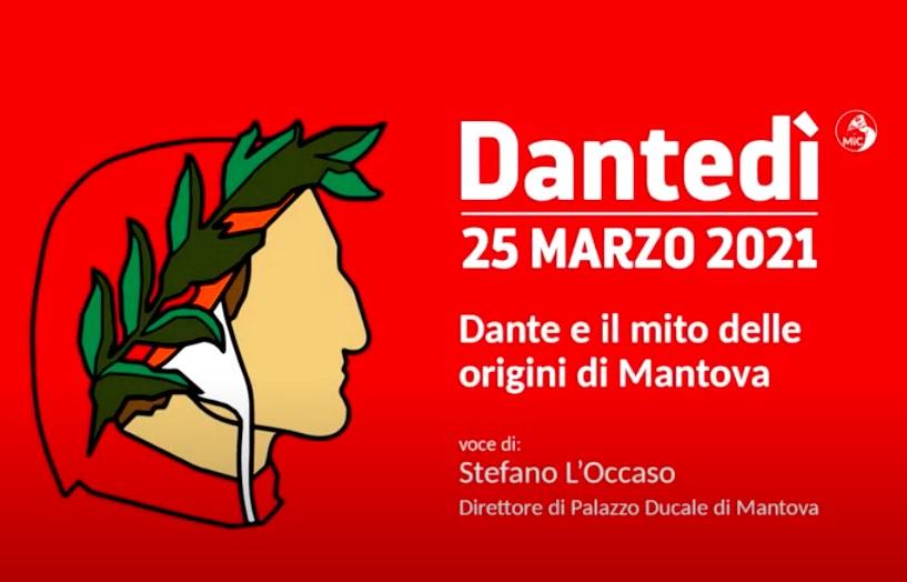 #Dantedì, il mito delle origini di Mantova e la nostra musica